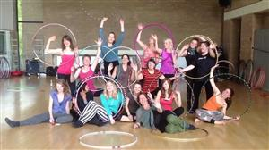 Hula Hooping for Adults