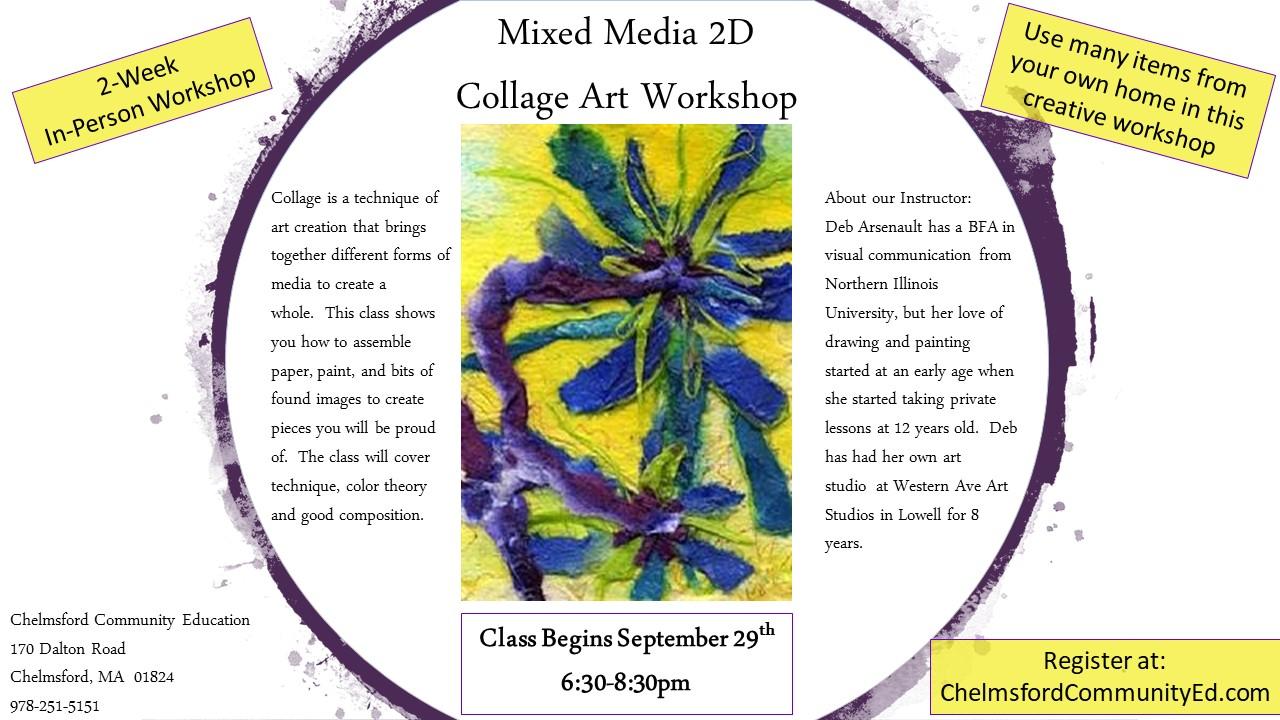 Mixed Media 2D